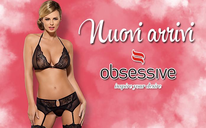 nuovi arrivi abbigliamento donna obsessive
