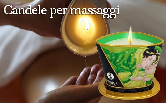 candele massaggi