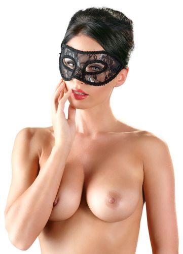 Maschera lace  black