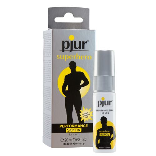 Spray ritardante pjur superhero