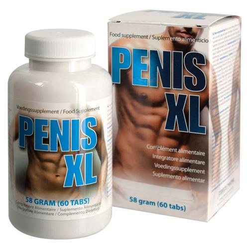 Capsule sviluppanti penis xl