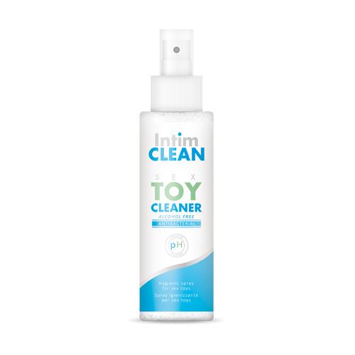 Detergente per giochi erotici intim clean spray