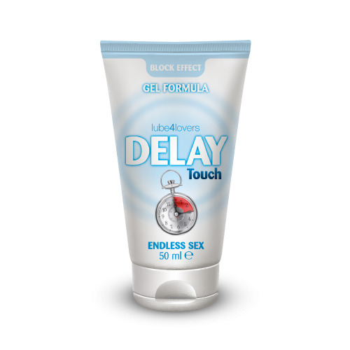 Gel ritardante delay touch gel 50ml