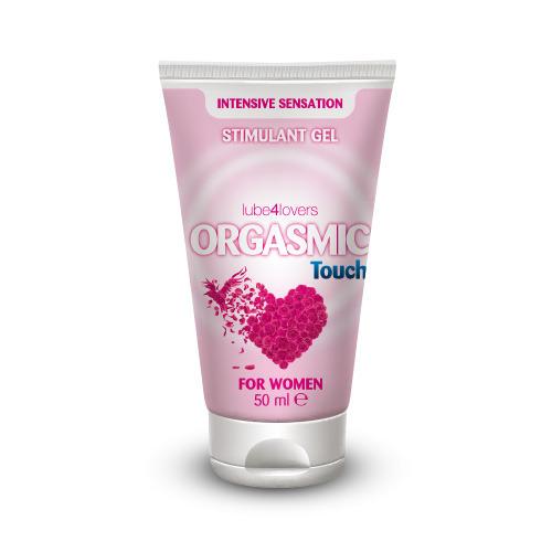 Gel stimolante orgasmic touch for women 50ml