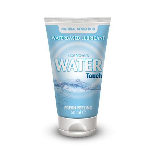 Lubrificante all'acqua water touch 50 ml