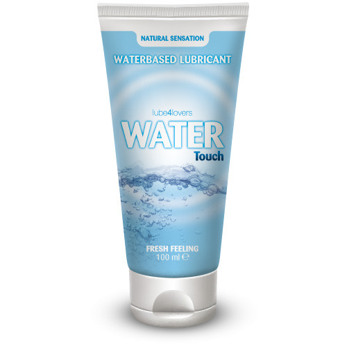 Lubrificante all'acqua water touch 100 ml