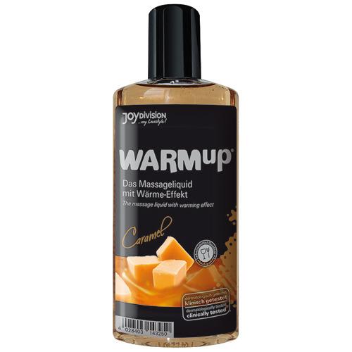 Warmup al caramello liquido per massaggi 150 ml