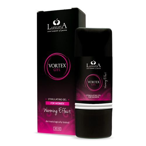 Lubrificante vortex gel warm effect 30 ml
