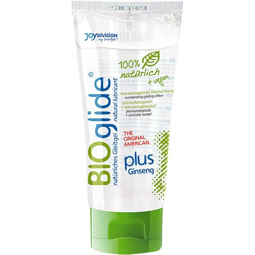 Lubrificante stimolante al gingseng american bioglide plus 100 ml