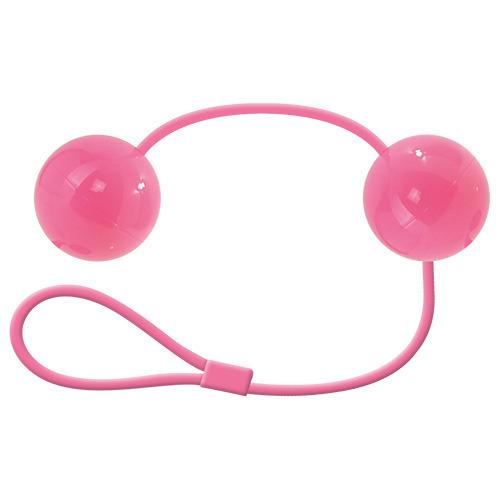 Palline candy balls pink