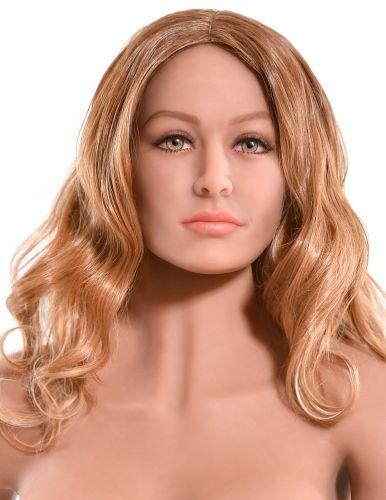 Bambola realistica Ultimate Fantasy Dolls Bianca