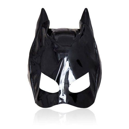 Maschera Glossy Cat Black