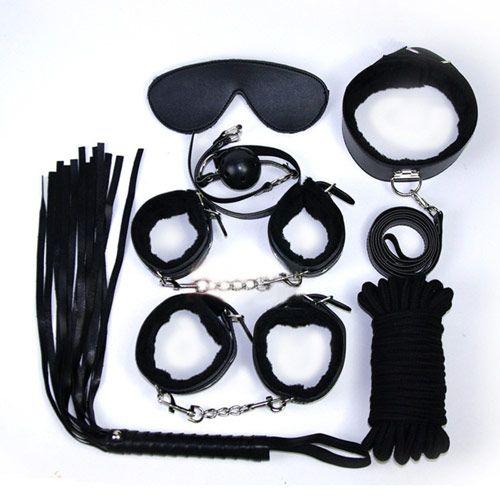 Kit Bondage Black