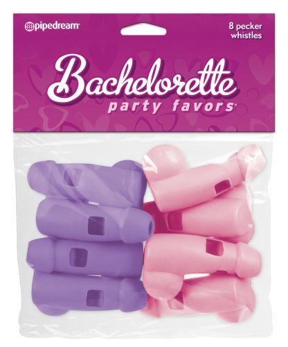 Fischietti bachelorette party favors pecker whistles
