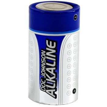 2 BATTERIE ALCALINE C DJ'S