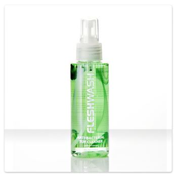 TOY CLEANER FLESHLIGHT WASH 100 ML