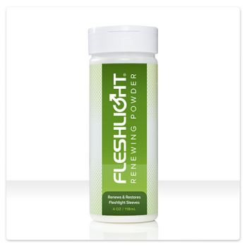 TALCO PER CONSERVAZIONE FLESHLIGHT RENEWING POWDER 100ML