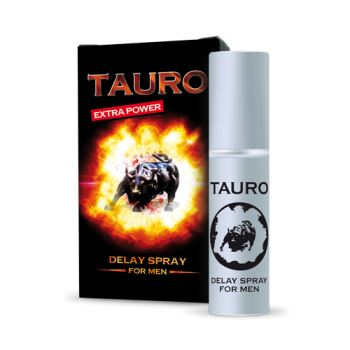 SPRAY RITARDANTE TAURO EXTRA FORTE 5 ML