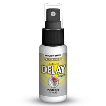 SPRAY RITARDANTE DELAY TOUCH 15ML