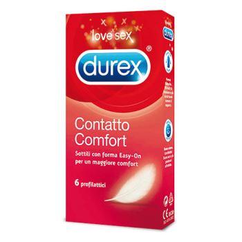 PROFILATTICO DUREX CONTATTO COMFORT 6 PZ