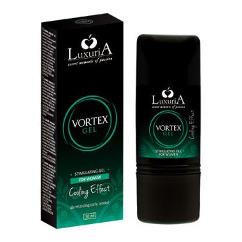 LUBRIFICANTE VORTEX GEL COOLING EFFECT 30 ML