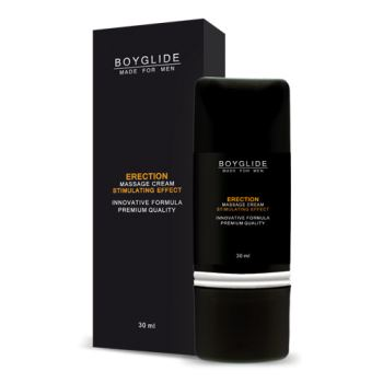 CREMA PER EREZIONE BOYGLIDE ERECTION CREAM 30 ML