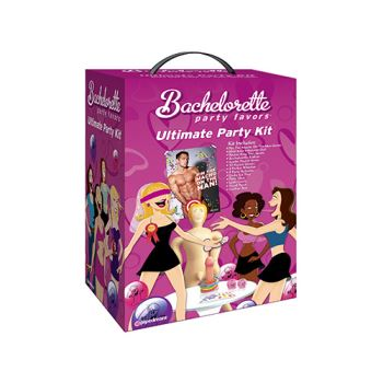 BACHELORETTE PARTY FAVORS ULTIMATE PARTY KIT