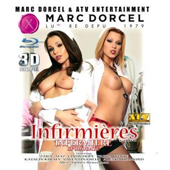 Infermiere Spudorate (Blu Ray 3D)