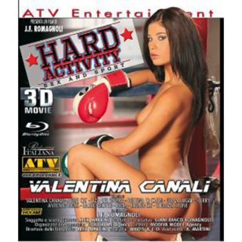 Hard Activity: Sex And Sport (Blu Ray 3D)