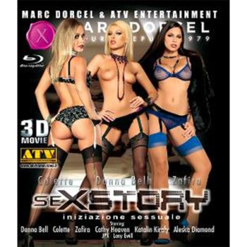 Iniziazione Sessuale - Sex Story (Blu Ray 3D)