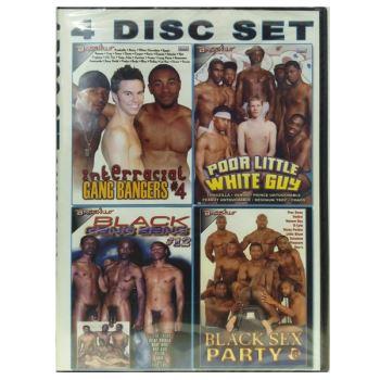 Gang Bang #2 (Set 4 DVD)