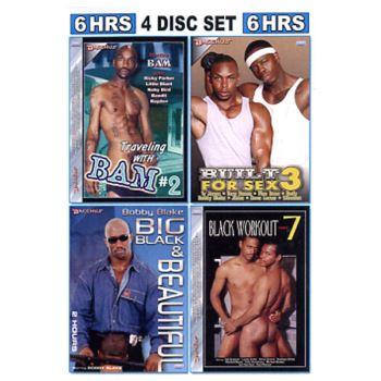 Bodybuilders #5 (Set 4 DVD)