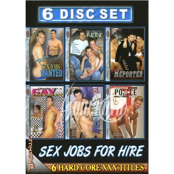 Sex Jobs for hire (Set 6 dvd)