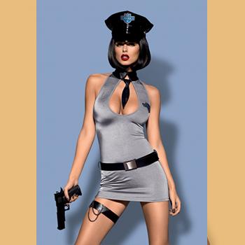 POLICE DRESS SET 5 PZ.