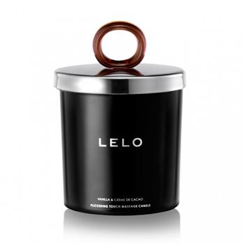 Candela da massaggio LELO Vaniglia e Crema di Cacao