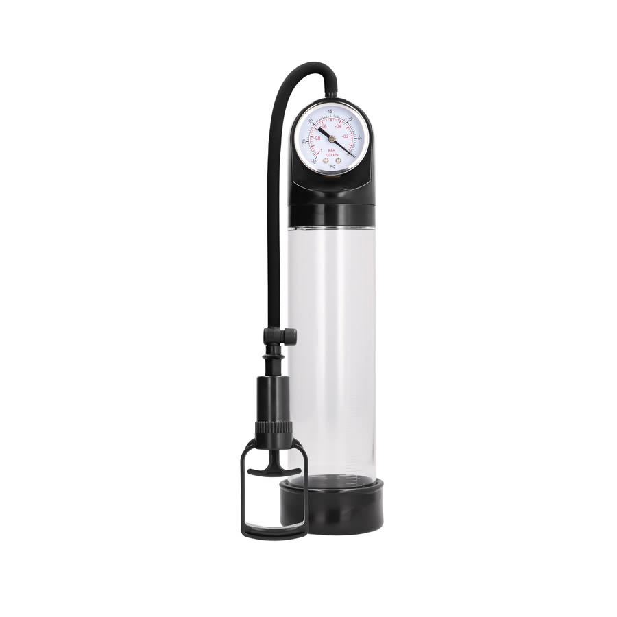 Comfort Pump With Advanced PSI Gauge-Tra
