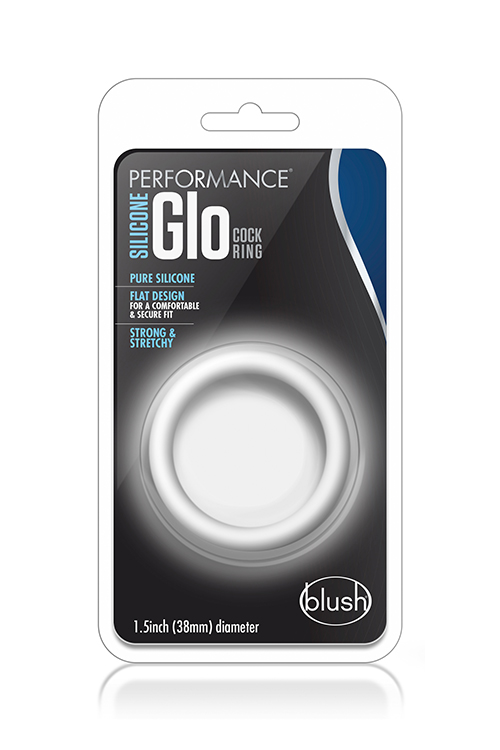 PERFORMANCE SILICONE GLO COCK RING