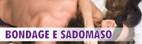 BONDAGE E SADOMASO