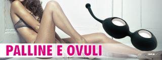 PALLINE OVETTI E OVULI