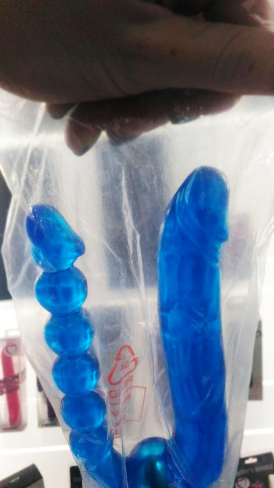 vibratore doppio anale vaginale