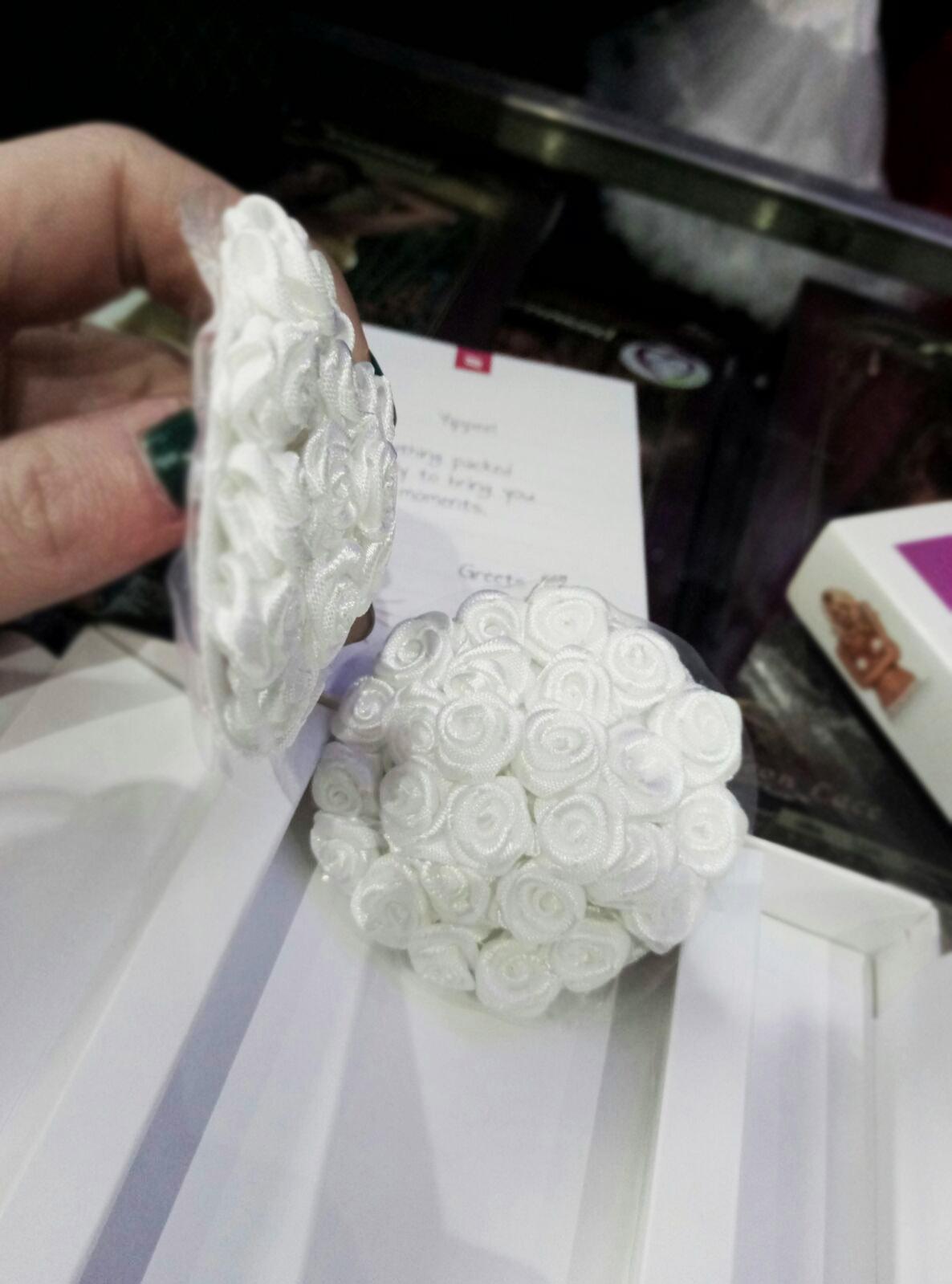 copricapezzoli obsessive rose bianche